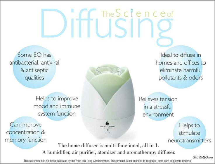 10 Reasons Every Home Should Have Essential Oil Diffusers