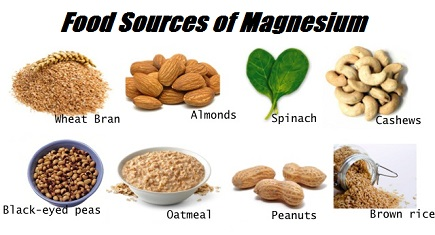 food-sources-of-magnesium