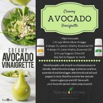 avocado vinagrette