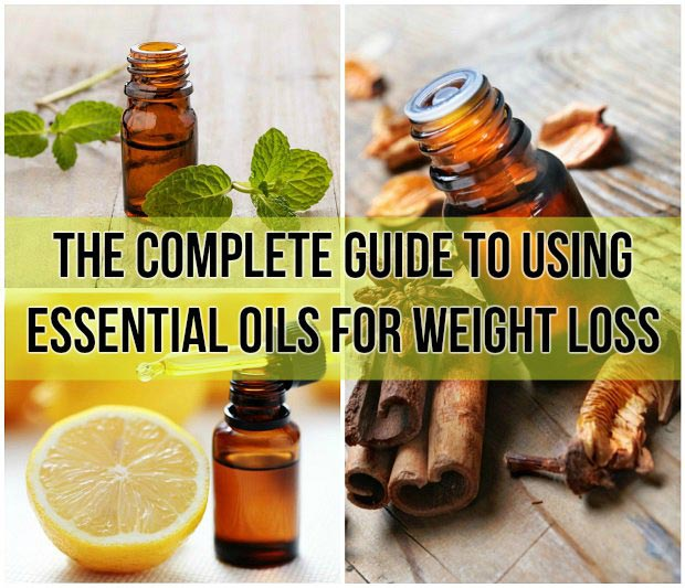 The Complete Guide To Using Essential Oils For Weight Loss The