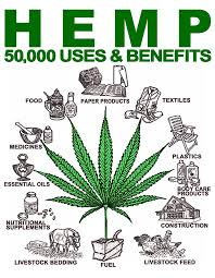 hemp many usees