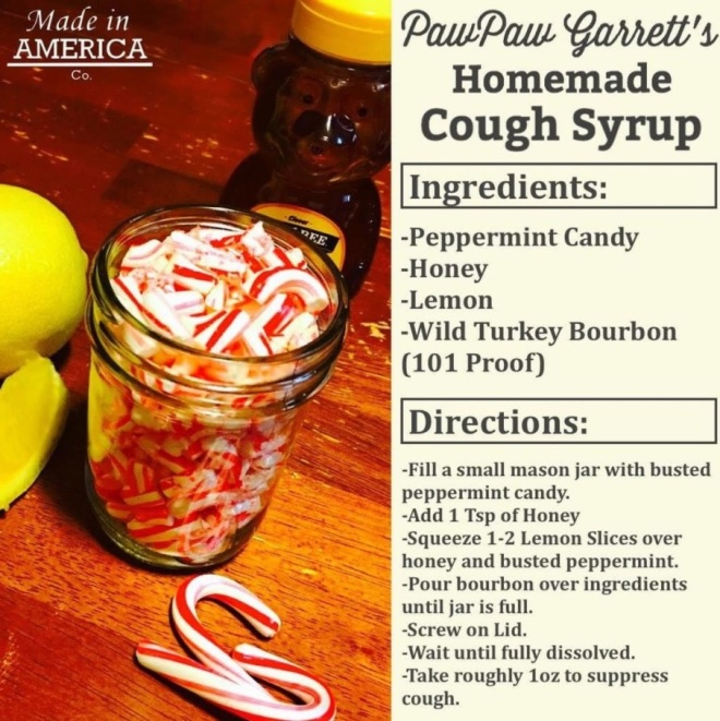 homemade cough syrup copy